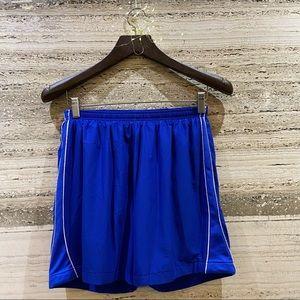 NIKE Blue Shorts Unisex Size S